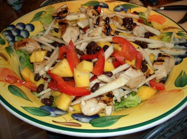 Recipe: Carribean Chicken Salad